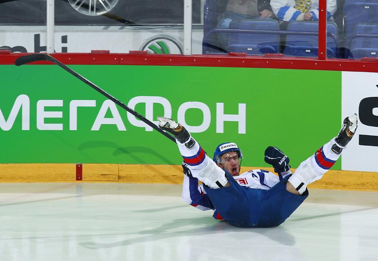 Россия-Словакия. Финал-2012